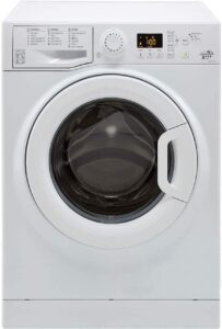 Shuansd 6 Freestanding Washing Machine, 9kg load, 1400rpm spin