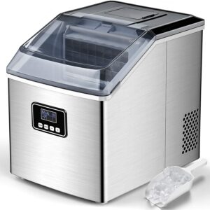 FREE VILLAGE Countertop Ice Maker