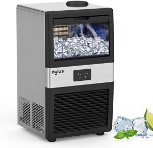 OYLUS 70lb Commercial Ice Maker