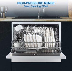 GASLAND Chef DW106WN Mini Dishwasher