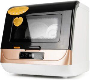 HAIMIM Portable Countertop Dishwasher