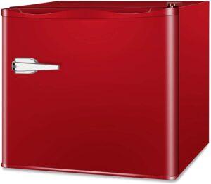 LHRIVER Portable Small Deep Freezer