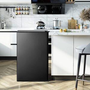 Merax 3.2 Cu.Ft. Compact Refrigerator with Freezer