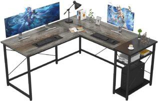 Ecoprsio L-Shaped Large Desk