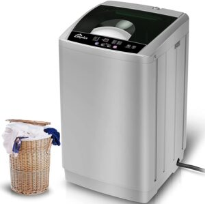 LifePlus 1.8 cu.ft. Portable Washing Machine
